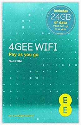 ee 4g 24gb data sim card