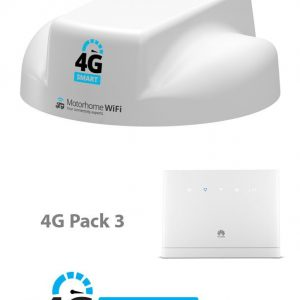 motorhome wifi 4G Smart Flex PACK 3